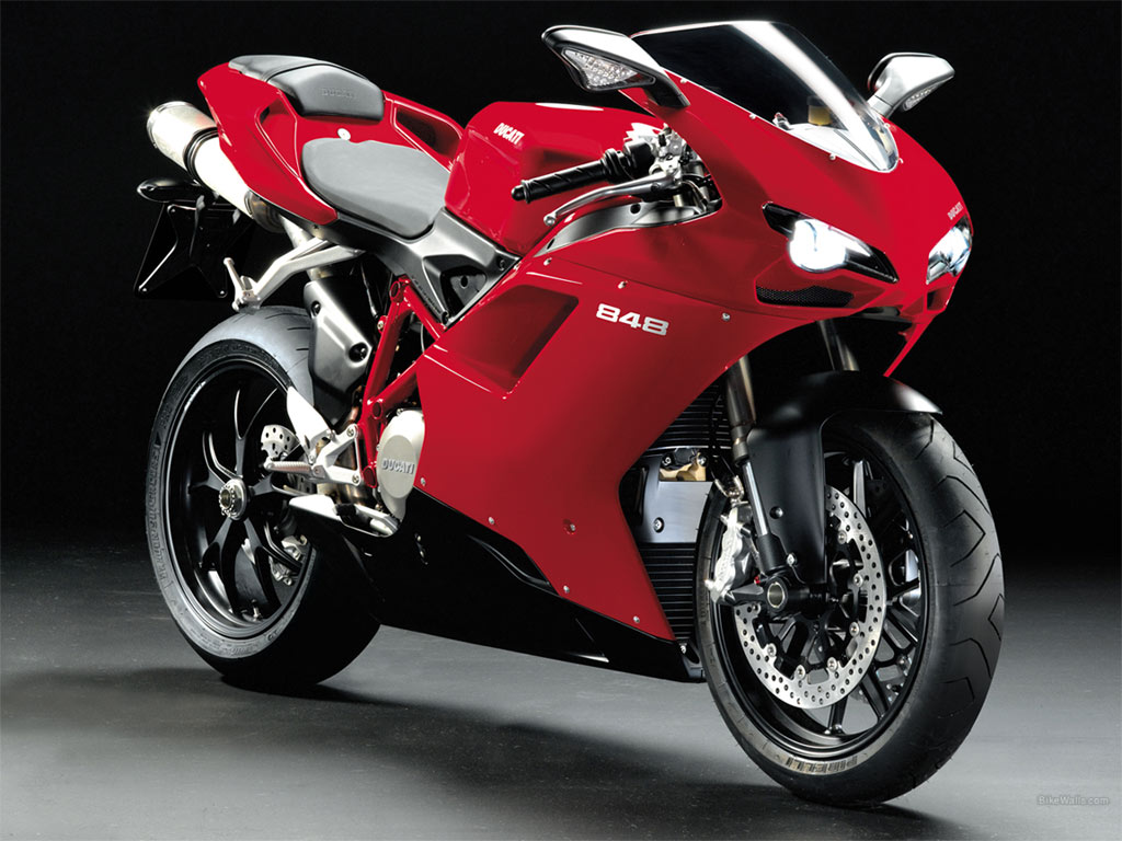 2009 Ducati 848 Pictures Wallpaper